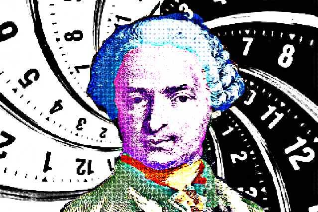 サンジェルマン伯爵――時空の旅人