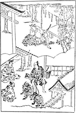 『今昔物語集』猿神退治。 引用:『岡山県備前地方や徳島県那賀郡木頭地方では、猿神は憑き物とされる。これに憑かれた人間は暴れ出すといい、その害は犬神よりも大きいという』 憑きモノというのは興味深い。