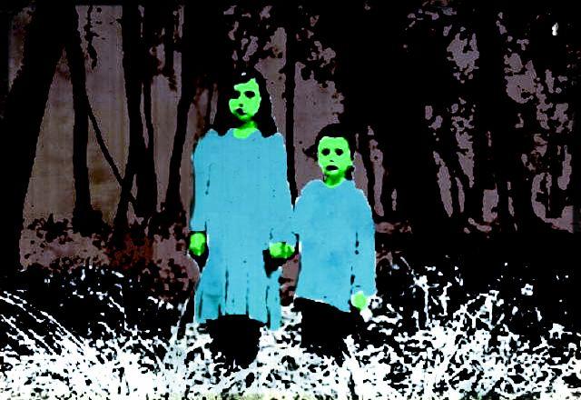 緑色の子供―ウールピットの怪事件